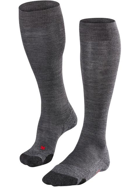 Falke TK2 - Chaussettes Homme - gris